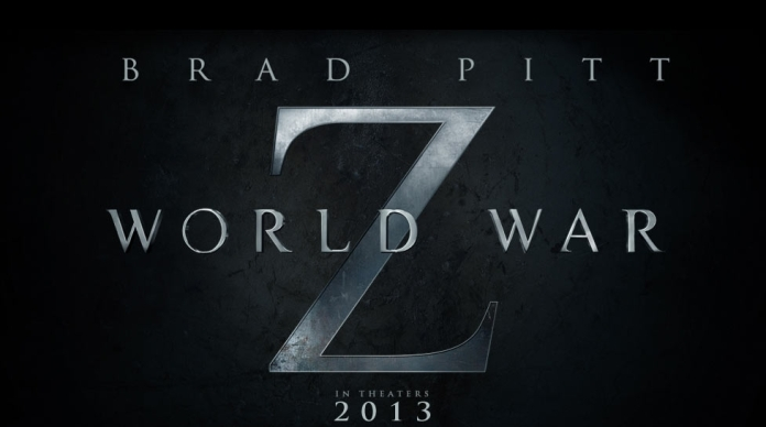 World War Z 2013 movie